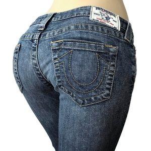 True Religion Jeans Skinny Basic Stonewash Denim
